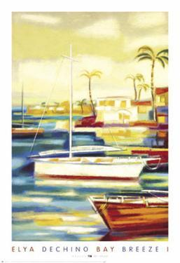 Bay Breeze I by Elya de Chino