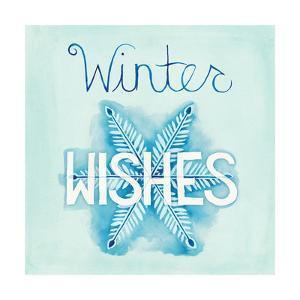 Snowflake Sayings II by Elyse DeNeige