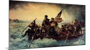 Washington Crossing the Delaware, c.1851 by Emanuel Leutze