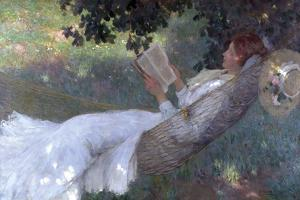 A Love Story, 1903 by Emanuel Phillips Fox