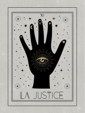 La Justice by Emanuela Carratoni