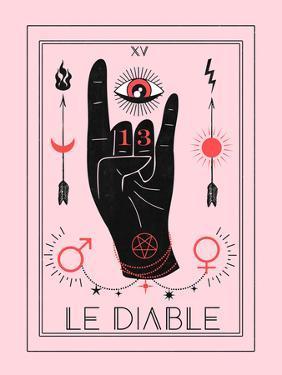 Le Diable by Emanuela Carratoni