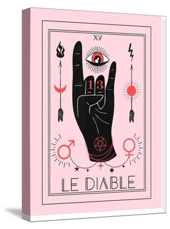 Le Diable by Emanuela Carratoni