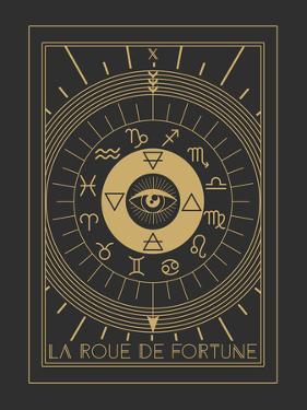 Rue De La Fortune Tarot by Emanuela Carratoni