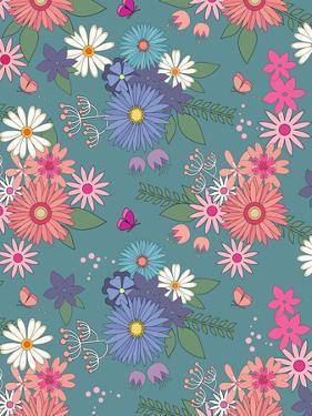 Springtime by Emanuela Carratoni