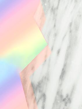 Unicorn Marble by Emanuela Carratoni