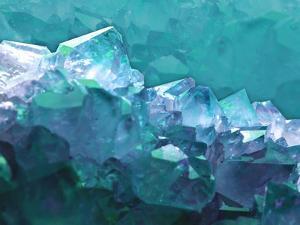 Water Crystals by Emanuela Carratoni
