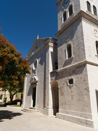 Franciscan Church, Sibenik, Dalmatia Region, Croatia, Europe by Emanuele Ciccomartino