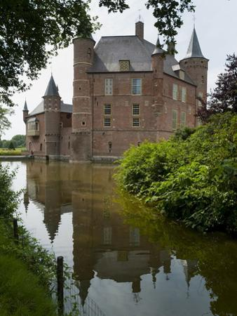 Heeswijk Castle, S-Hertogenbosch, Limburg, the Netherlands, Europe by Emanuele Ciccomartino