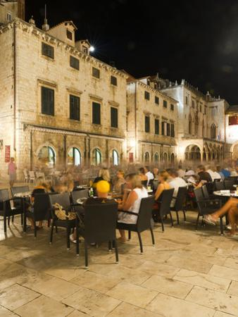 Nightlife, Dubrovnik, Dubrovnik-Neretva County, Croatia, Europe by Emanuele Ciccomartino