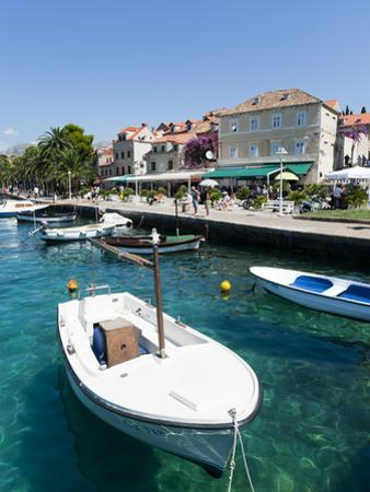 Port of Cavtat, Dubrovnik-Neretva County, Croatia, Europe by Emanuele Ciccomartino
