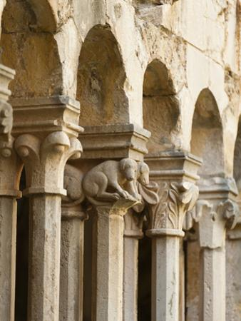 The Franciscan Monastery, Dubrovnik, UNESCO World Heritage Site, Dubrovnik-Neretva County, Croatia,