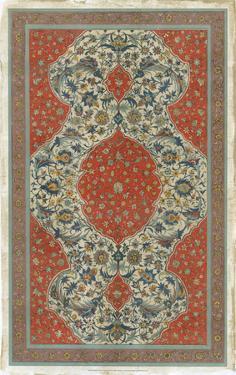 Embellished Persian Ornament II