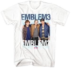 Emblem 3 - Group Photo (slim fit)