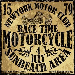 Retro Classic Car Vintage Graphic Design by emeget