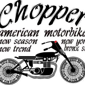 Vintage Motorcycle T-Shirt Graphic by emeget