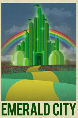 Emerald City Retro Travel
