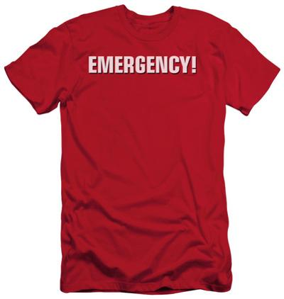 Emergency - Logo (slim fit)