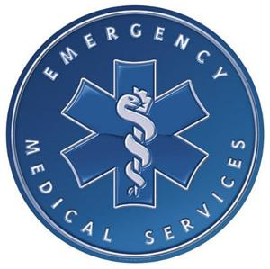 Emergency Medical Services EMS Ambulance Round
