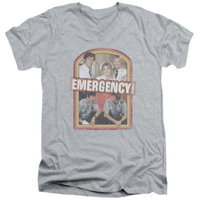 Emergency - Retro Cast V-Neck