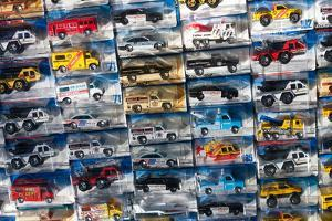 Emergency Vehicle Matchbox Cars Photo Poster Print