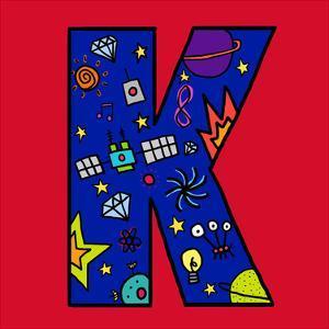 Letter K by Emi Takahashi