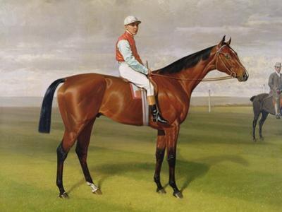 'Isinglass', Winner of the 1893 Derby, 1893 (Detail)