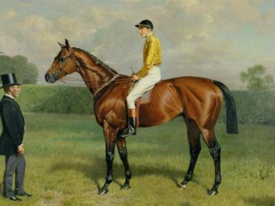 Ormonde, Winner of the 1886 Derby, 1886