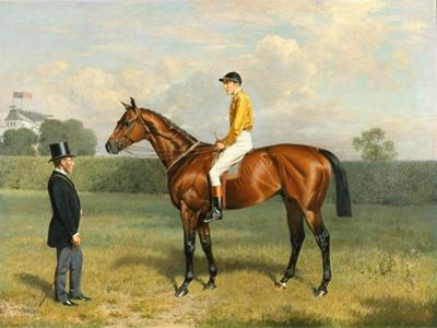 'Ormonde', Winner of the 1886 Derby, 1886