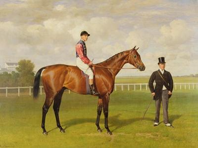 Persimmon', Winner of the 1896 Derby, 1896
