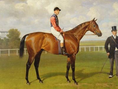 Persimmon, Winner of the 1896 Derby