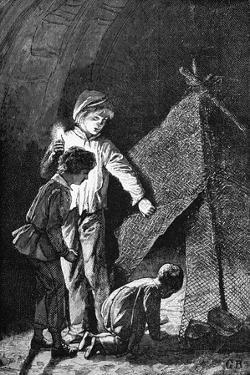 Les Miserables by Emile Antoine Bayard