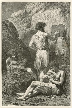 Les Precurseurs De Raphael Et De Michel-Ange by Emile Antoine Bayard