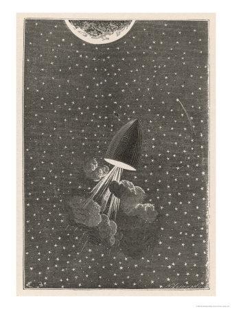 Autour De La Lune, One Hour from the Moon!