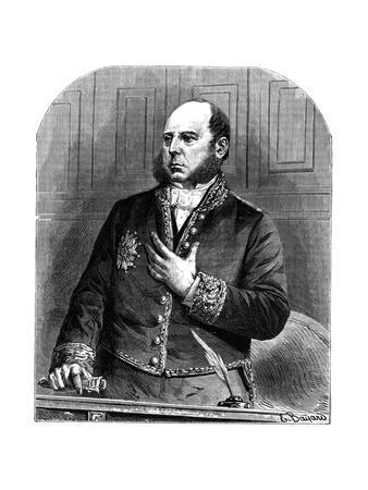 Pierre Jules Baroche