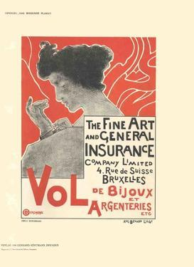 Fine Art and General Insurance Company Limited by Emile Berchmans