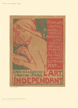 L'Art Independant by Emile Berchmans