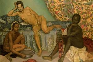 Harem by Emile Bernard