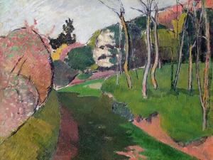 Landscape, 1889 by Emile Bernard