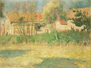 Landscape, C.1905-07 by Emile Bernard