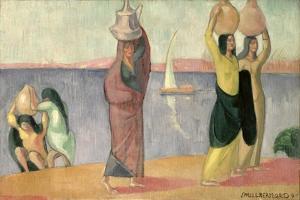 The Water Bearers, 1894 by Emile Bernard