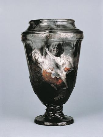 Orpheus in Underworld, Vase