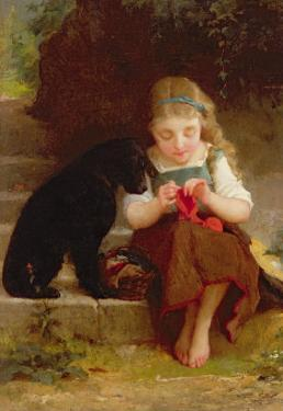 Best of Friends by Emile Munier