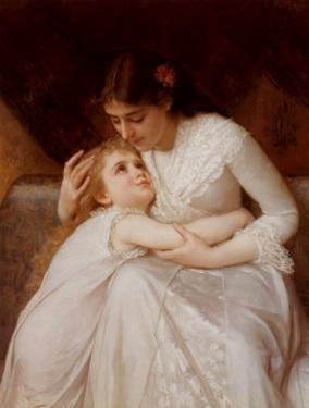 Pardon, Mama by Emile Munier