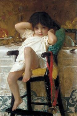 Sugar and Spice, 1879 by Emile Munier