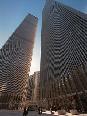 Trade Center Anniversary by Emile Wamsteker