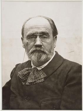 Emile Zola en 1902 by Emile Zola
