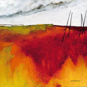 Fascinating Landscape V by Emiliana Cordaro