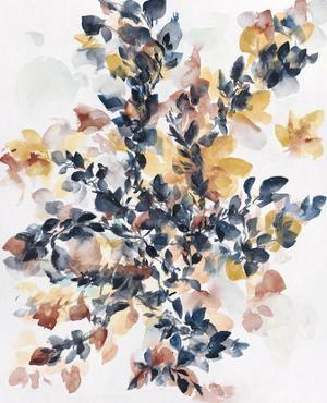 Blazing Blooms by Emilija Tumbova