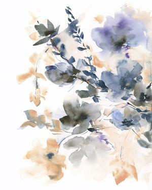 Floral Shower by Emilija Tumbova